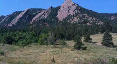Photo of Mountain The Flatirons at 909 14th St, Boulder, CO 80302, United States