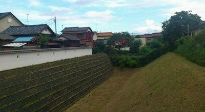 Photo of Historic Site 川越城 中ノ門堀跡 at 郭町1-8-6, 川越市 350-0053, Japan