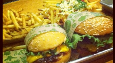 Photo of Burger Joint Super Duper Burgers at 2203 Chestnut St, San Francisco, CA 94123, United States