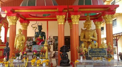 Photo of Temple วัดเทพนิมิตร at Salaya, Bang Yai, Thailand