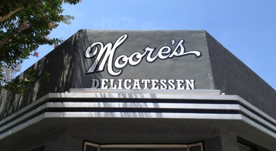 Photo of Deli / Bodega Moore's Delicatessen at 271 E Orange Grove Ave, Burbank, CA 91502, United States