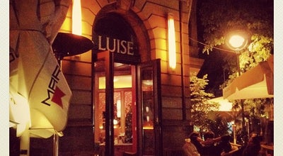 Photo of Restaurant Luise at Bosestr. 4, Leipzig 04109, Germany