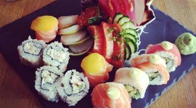 Photo of Sushi Restaurant Rå Sushi & Bar at Skippergata 16, Tromsø 9008, Norway