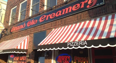 Photo of Ice Cream Shop Grand Ole Creamery & Grand Pizza at 750 Grand Ave, Saint Paul, MN 55105, United States