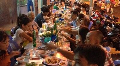 Photo of Vietnamese Restaurant Nem Nướng Đặng Văn Quyên at 04 Le Loi, Nha Trang, Vietnam