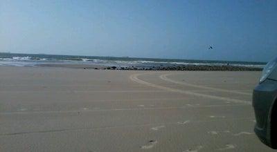 Photo of Beach Praia do Olho D'água at São Luís, Brazil
