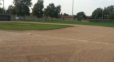 Photo of Baseball Field Keating Park at Vacaville, CA 95687, United States