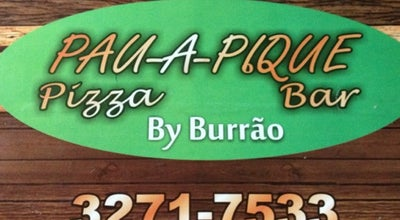 Photo of Bar Bar do Burrão at R. Alvaro Villanova, 85, Presidente Venceslau 19400-000, Brazil