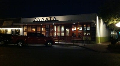 Photo of Italian Restaurant Zanata at 202 E Rusk St, Rockwall, TX 75087, United States