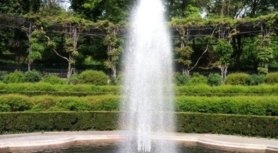 Photo of Outdoors and Recreation Central Park - Conservatory Garden Center Fountain at 105th St, New York, NY, United States