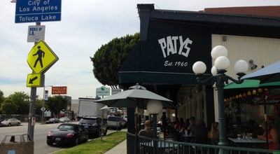 Photo of American Restaurant Patys at 10001 Riverside Drive, Los Angeles, CA 91602, United States