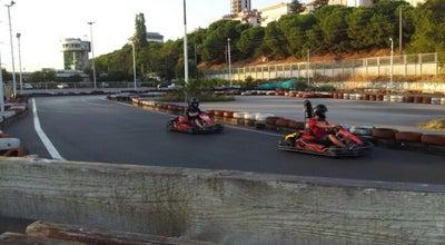 Photo of Racetrack Maltepe Karting at Maltepe, Istanbul, Turkey