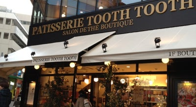 Photo of Cafe PATISSERIE TOOTH TOOTH 本店 at 三宮町1-4-11, 神戸市 650-0021, Japan