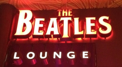 Photo of American Restaurant The Beatles Revolution Lounge - The Mirage at 3400 Las Vegas Blvd S, Las Vegas, NV 89109, United States