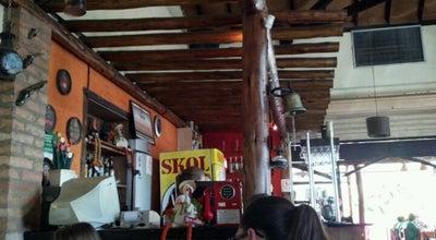 Photo of Diner Empório Restaurante e Pizzaria at Rua Siqueira Campos, 228, São José do Rio Pardo 13720-000, Brazil