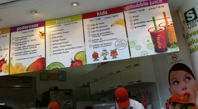 Photo of Juice Bar Frutix at C.c. Jockey Plaza, Santiago de Surco 33, Peru