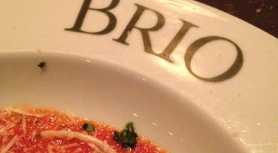 Photo of Italian Restaurant Brio Tuscan Grille at 4720 Piedmont Row Dr, Charlotte, NC 28210, United States