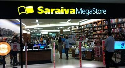 Photo of Bookstore Saraiva MegaStore at Shopping Riomar, Aracaju, Brazil
