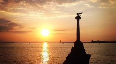Photo of Monument / Landmark Памятник затопленным кораблям at Приморский Бульвар, Sevastopol, Ukraine
