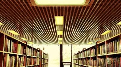 Photo of Library Hämeenlinnan pääkirjasto at Lukiokatu 2, Hämeenlinna 13100, Finland