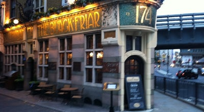 Photo of Pub The Blackfriar at 174 Queen Victoria St, City of London EC4V 4EG, United Kingdom