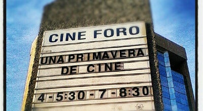Photo of Indie Movie Theater Cineforo Universidad at Av Juarez, Guadalajara, Mexico