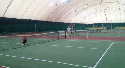 Photo of Tennis Court Республиканская ДЮСШОР по теннису at Парк Им. И. Якутова, Уфа 450015, Russia