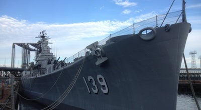 Photo of History Museum USS Salem (CA 139) Floating Museum at 739 Washington St, Quincy, MA 02169, United States