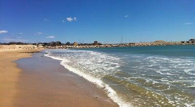 Photo of Beach Playa de Los Náufragos / Poniente at Av De Desiderio Rodríguez, Torrevieja 03185, Spain