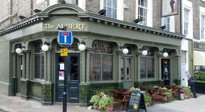 Photo of Pub The Albert at 11 Princess Rd, Primrose Hill NW1 8JR, United Kingdom