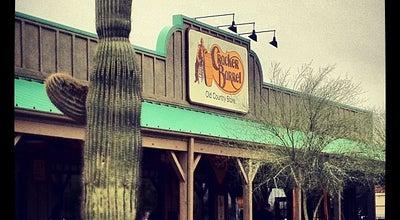 Photo of American Restaurant Cracker Barrel Old Country Store at 2281 E Florence Blvd. I-10 & Florence Blvd., Casa Grande, AZ 85122, United States