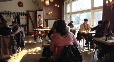Photo of French Restaurant Cafe des Avenues at Av. De Jurigoz 20, Lausanne 1006, Switzerland
