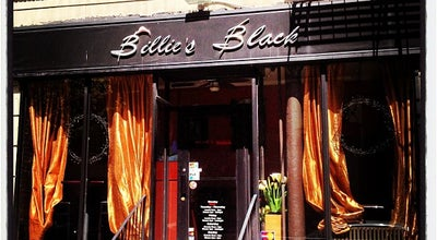 Photo of Southern / Soul Food Restaurant Billie's Black at 271 W 119th St, New York, NY 10026, United States