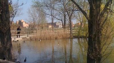 Photo of Park Parco Enzo Ferrari at Via Emilia Ovest, Modena, Italy