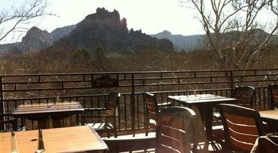 Photo of New American Restaurant Ken's Creekside Cafe and Grill at 251 State Route 179, Sedona, AZ 86336, United States