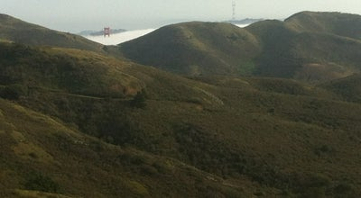 Photo of Trail Alta Trail, Marin Headlands at Sausalito, CA 94965, United States