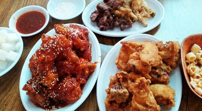 Photo of Fried Chicken Joint 용성통닭 at 팔달구 정조로800번길 15, Suwon-si 16257, South Korea