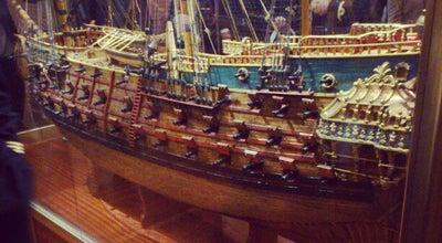 Photo of History Museum Museo Naval de Madrid at P. Del Prado, 5, Madrid 28014, Spain