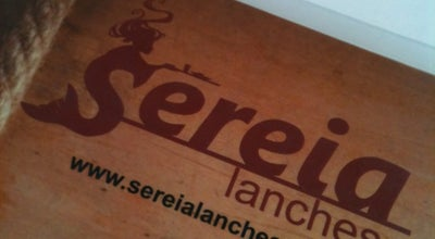 Photo of Sandwich Place Sereia Lanches at Rua Procopio Gomes, Joinville, Brazil