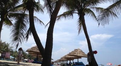 Photo of Beach Bãi Biển Cửa Đại (Cua Dai Beach) at Lạc Long Quân, Hội An, Vietnam
