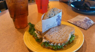 Photo of Sandwich Place Panera Bread at 2855 West Ray Rd, Chandler, AZ 85224, United States