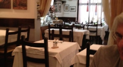 Photo of Mediterranean Restaurant Osteria La Traviata at Via Urbana, Bologna, Italy
