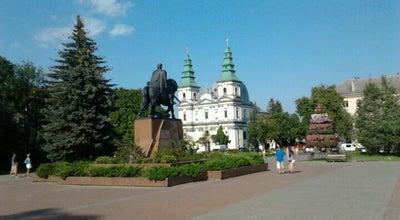 Photo of Monument / Landmark Пам'ятник Данилу Галицькому at Майдан Волі 2, Тернопіль, Ukraine