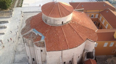 Photo of Church Crkva Svetog Donata at Forum, Zadar 23000, Croatia