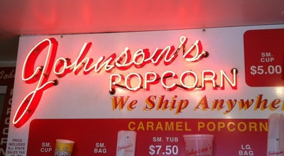 Photo of Snack Place Johnson's Popcorn at 1360 Boardwalk, Ocean City, NJ 08226, United States