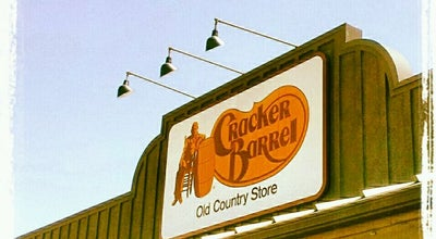 Photo of American Restaurant Cracker Barrel Old Country Store at 1209 N Litchfield Rd. I-10 & Litchfield Rd., Goodyear, AZ 85395, United States