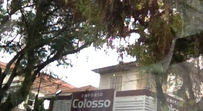 Photo of Bakery Empório Colosso at R. Alexandre Herculano, 162, Santos, Brazil