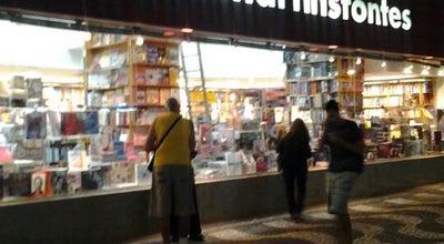 Photo of Bookstore Livraria Martins Fontes at Av. Ana Costa, 530, Santos, Brazil