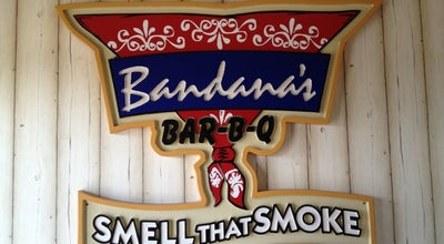 Photo of BBQ Joint Bandana's BBQ at 1220 Big Bill Rd, Arnold, MO 63010, United States