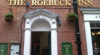Photo of Pub The Roebuck Inn (Wetherspoon) at 9-11 St James St., Nottingham NG1 6FH, United Kingdom